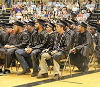 students graduation photo