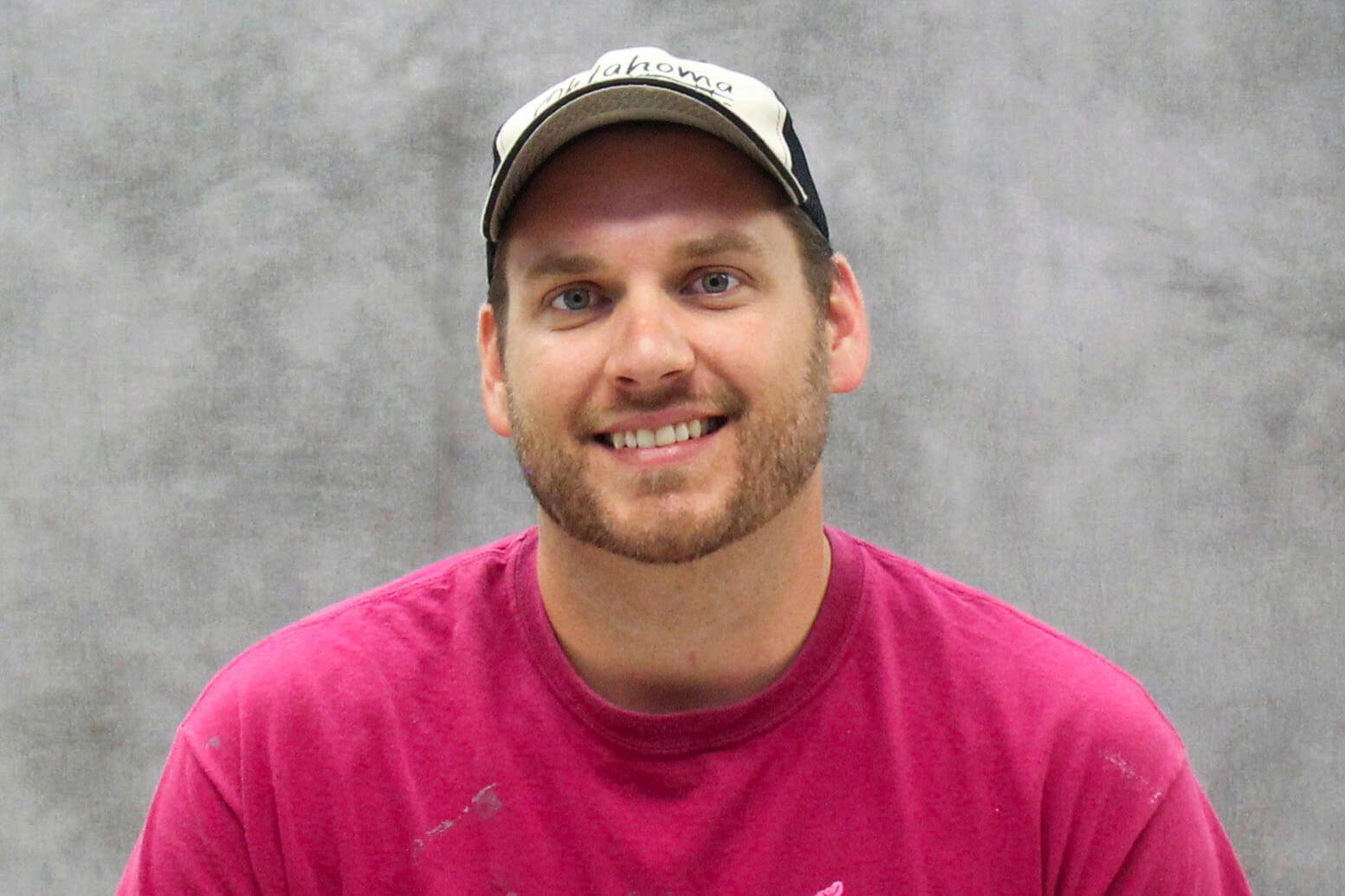 Photo of John Zimmer