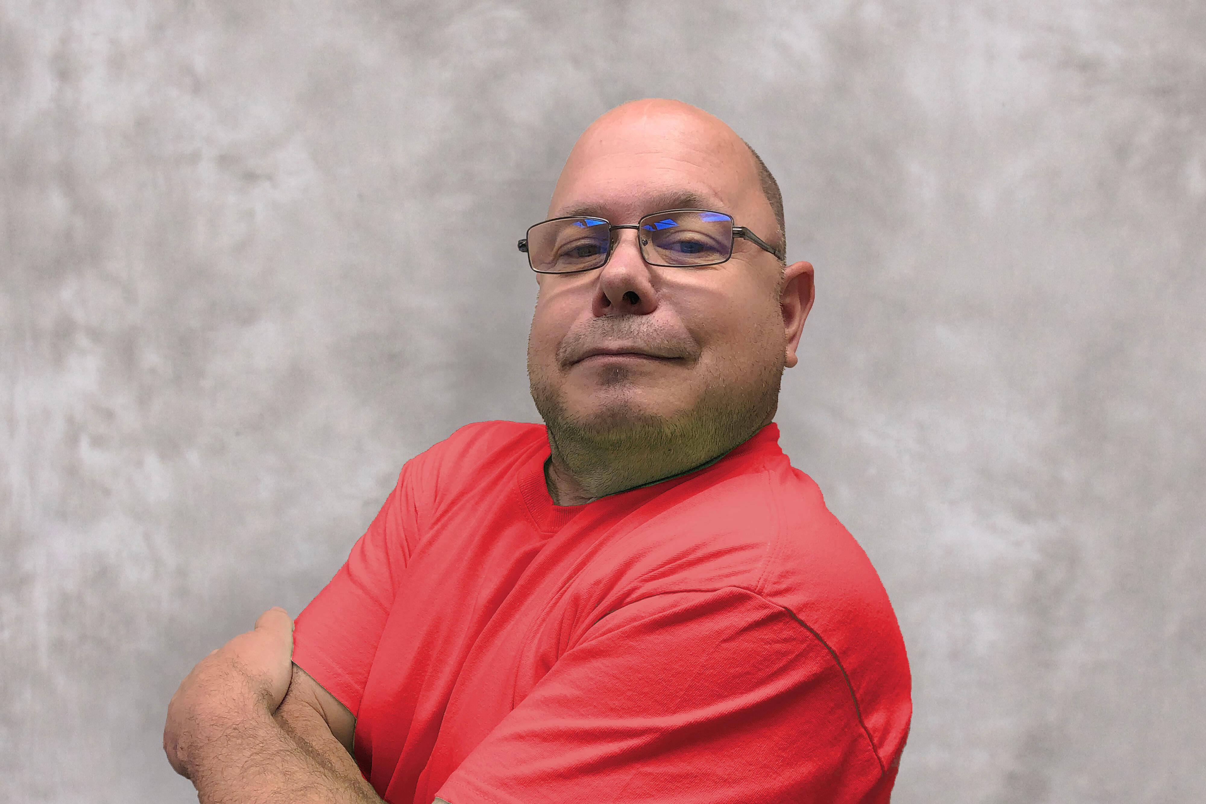 Photo of Mark Dickey