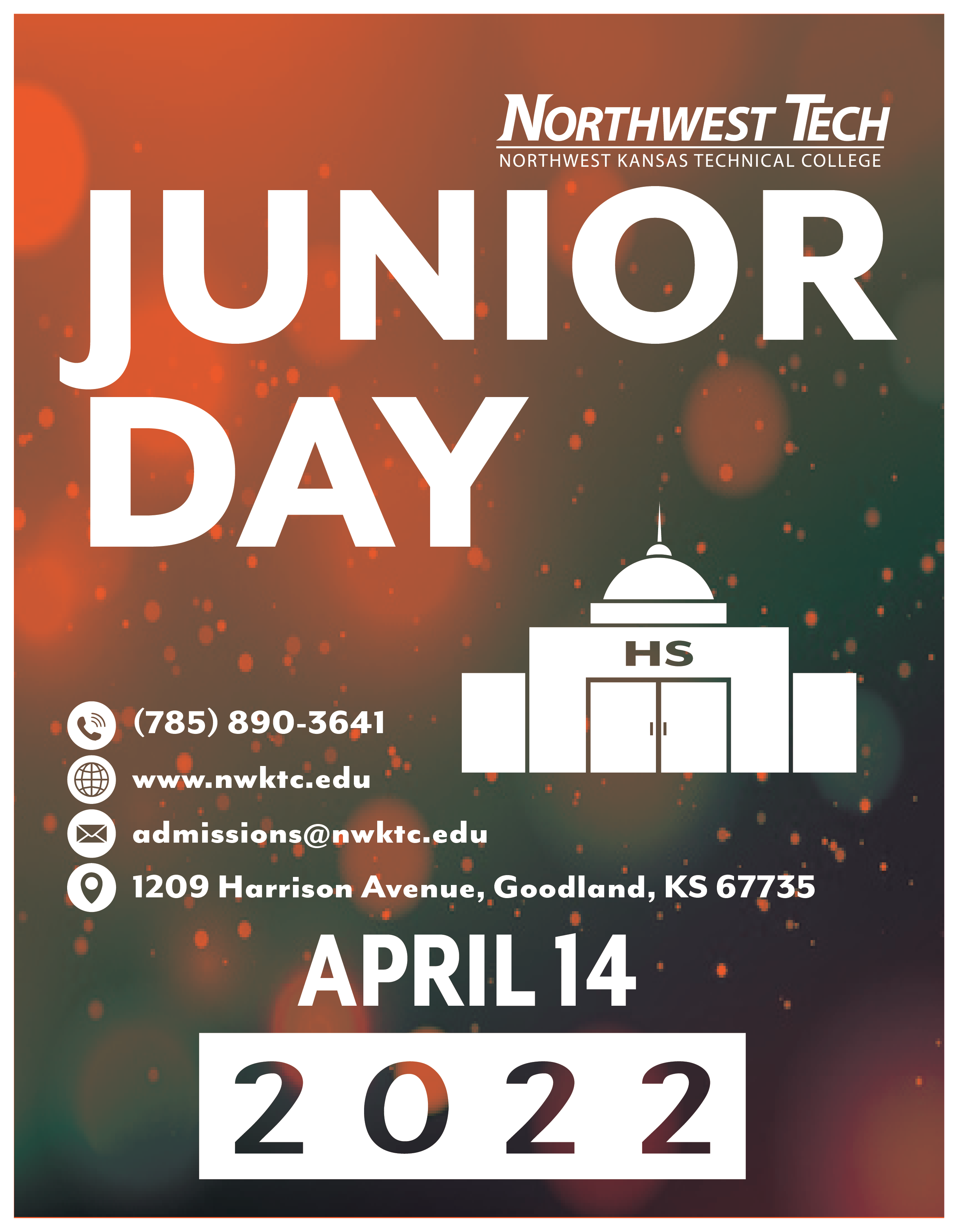 Junior Day Poster