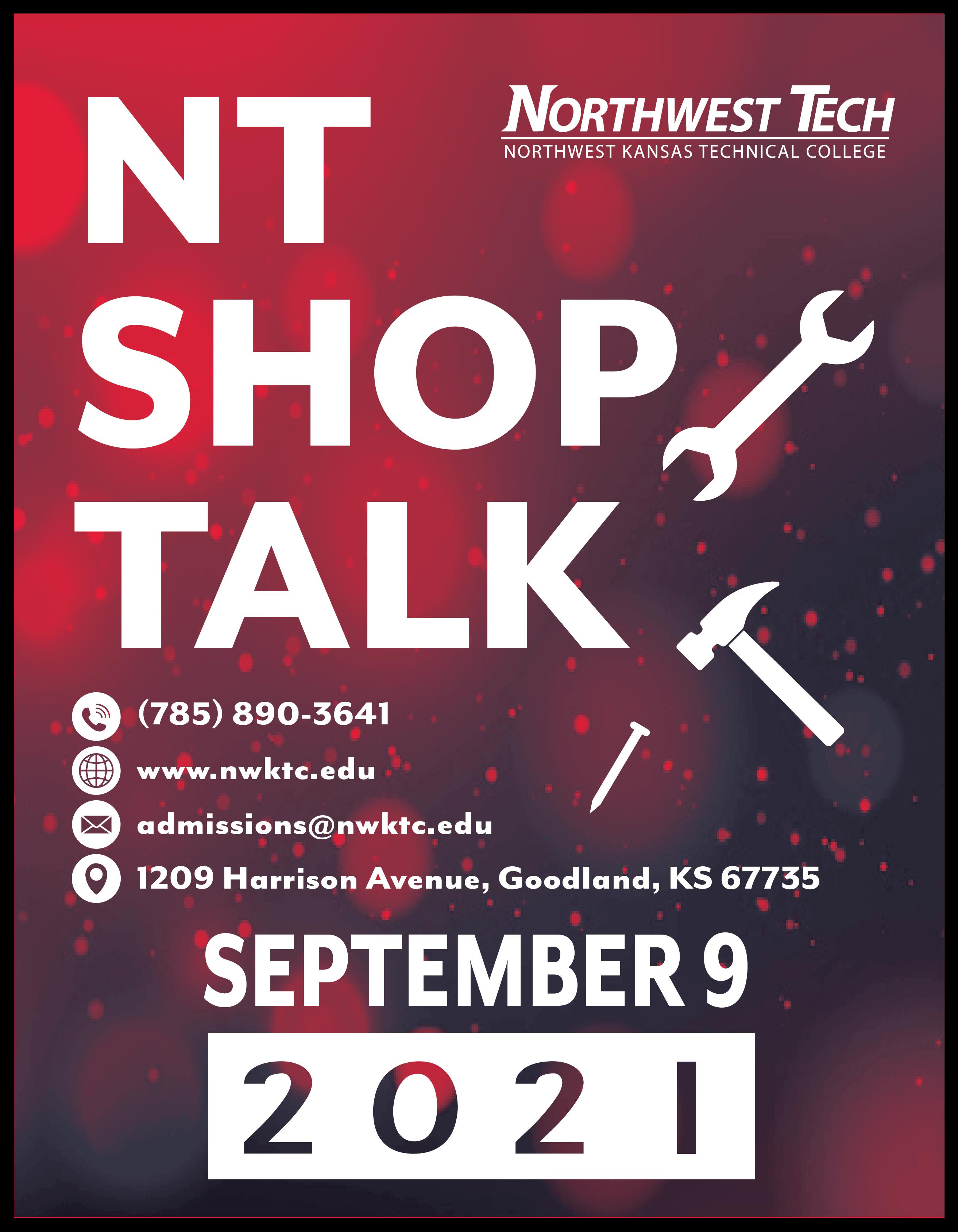 NT Shop Talk