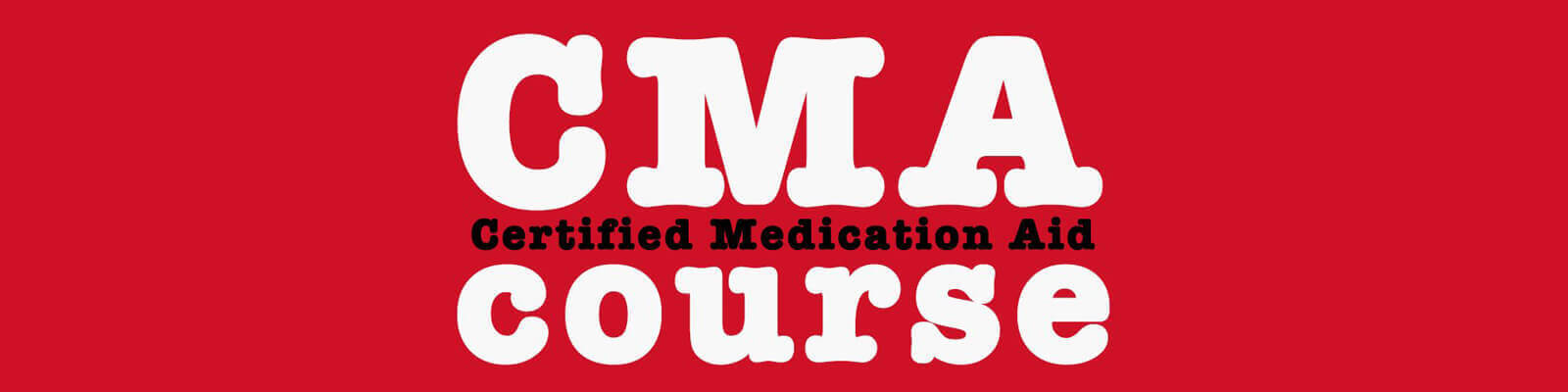 CMA Course