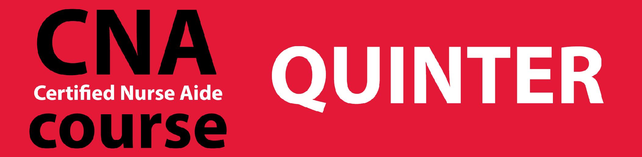 CNA - Quinter
