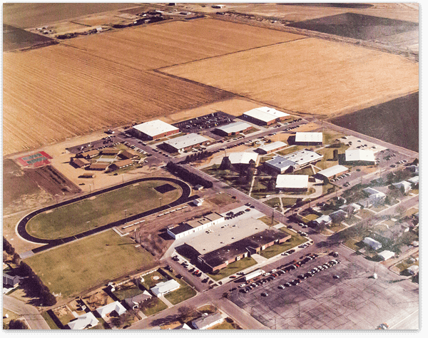 Northwest Tech in 90s