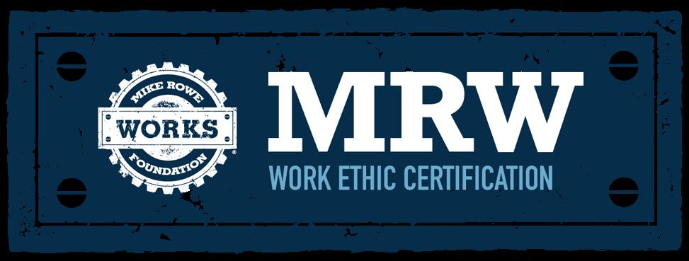 Work Ethic Certification