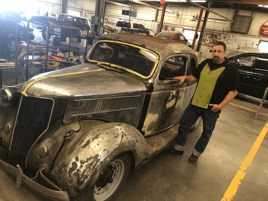 Northwest Tech Announces New Collision Repair/Auto Body Instructor