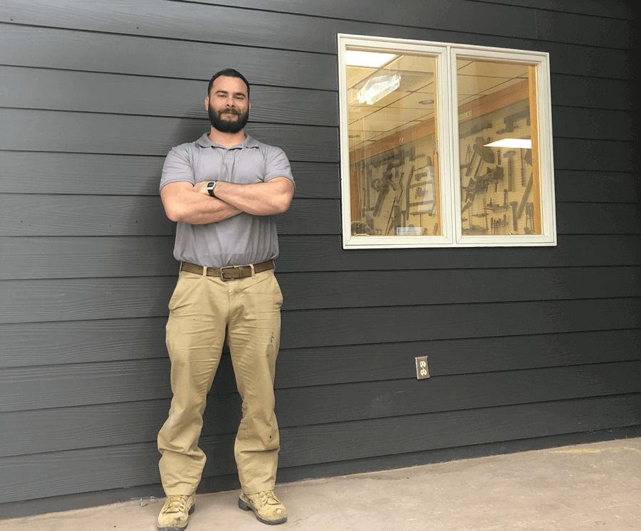 Northwest Tech Announces New Carpentry Instructor