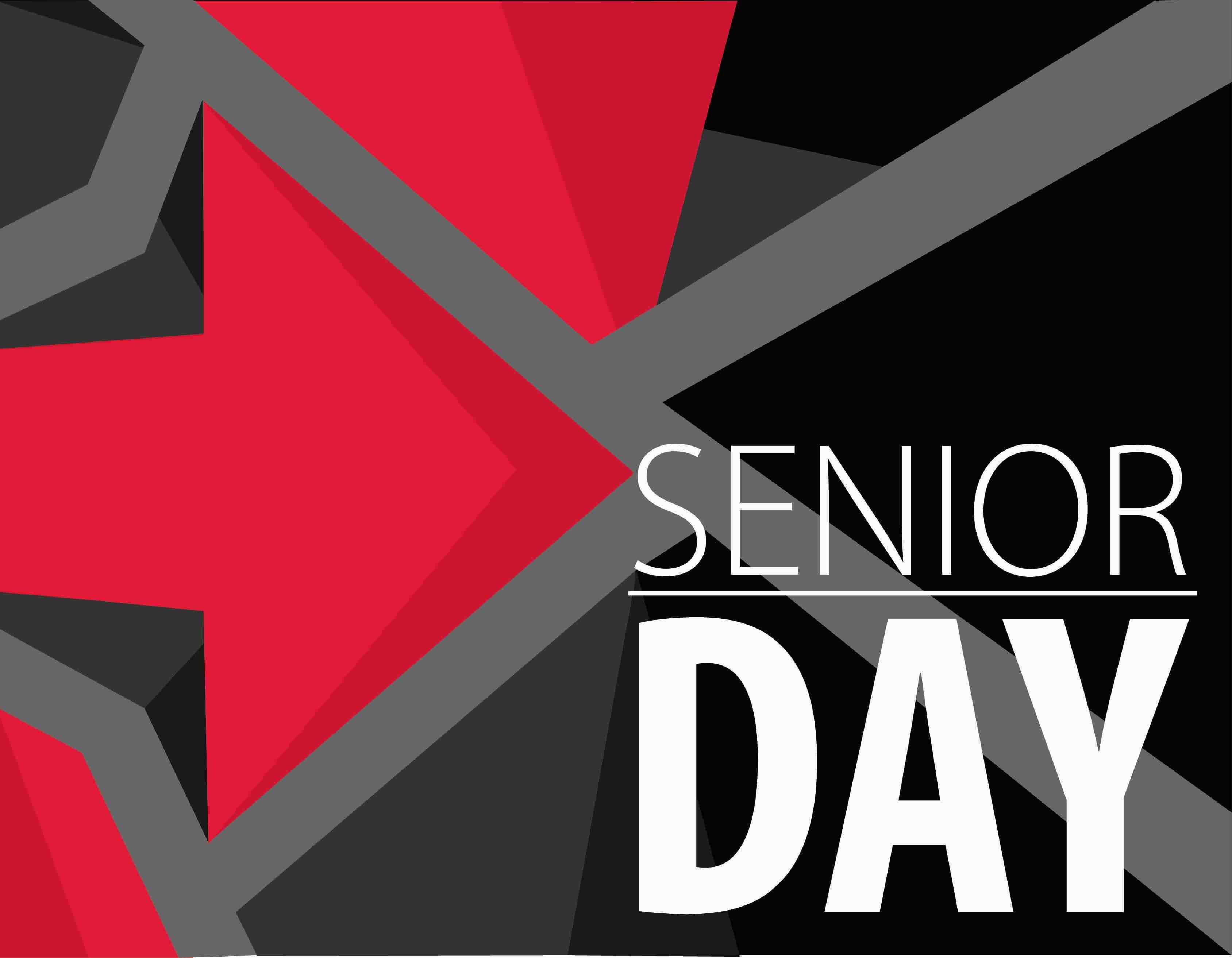 Senior Day Graphic