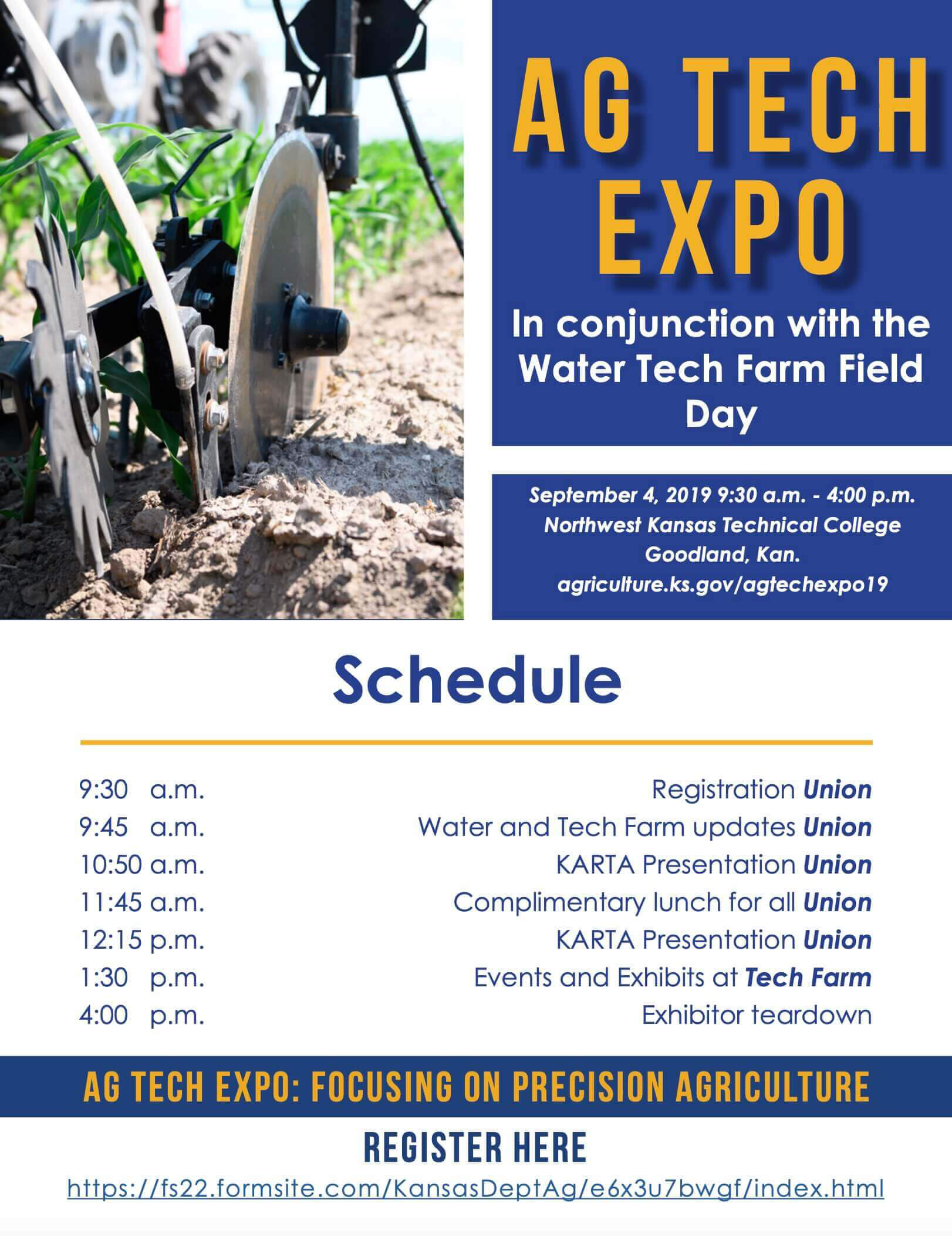 Ag Expo Poster